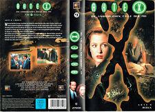 [VHS] Akte X - Akte 09: Redux  - David Duchovny, Gillian Anderson