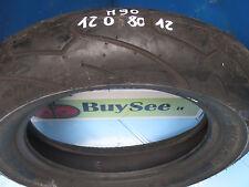 GOMMA MOTO USATA 120/80-12 PNEUMATICO MICHELIN 120 80 12 SCOOTER BOPPER -M90