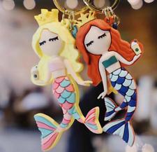 2020 NEW Starbucks Mermaid Goddess Pendant Keychain Pendant Gift Bag Decorations