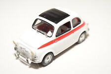 . UNIVERSAL HOBBIES FIAT 500 WHITE EXCELLENT CONDITION