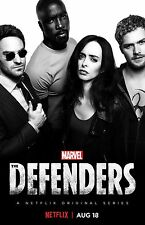 Defenders poster   -  11 x 17 inches