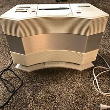 Bose CD-2000 Acoustic Wave Music System w/ Power Cord and Stand