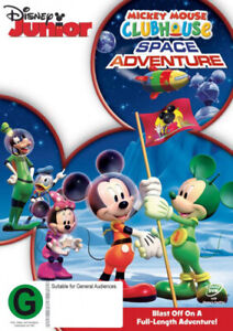 Mickey Mouse Clubhouse [Region 4] - DVD - Free Shipping. - New