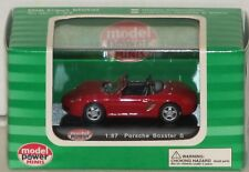 Model Power HO Scale 19185 Porsche Boxter S NEW In Box