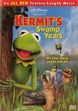KERMIT'S Swamp Years Movie (HD-DVD) NEAR MINT, OUT OF PRINT
