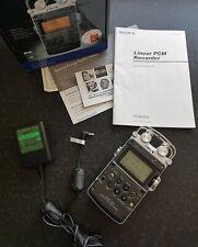 Sony PCM D50 Digital Audio Recorder