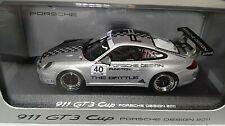 Minichamps 1:43 (WAP0200180C) Porsche 911 GT3 Cup Porsche Design 2011 #40