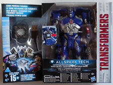 HASBRO® C3479 TRANSFORMERS Starter Pack Allspark Tech Optimus Prime mit Sound