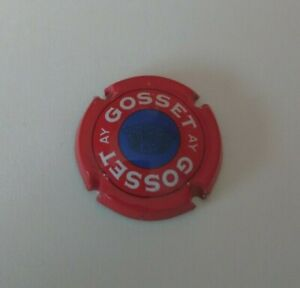 Capsule de champagne  GOSSET  n° 18