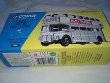 CORGI CLASSIC ANNIVERSARY 1956-1996 LONDON TRANSPORT AEC ROUTE MASTER BUS BOXED