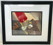 """""""Yankee Doodle Dandy"""" Tom and Jerry Signed Limited Edition Animation Cel"""