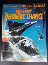 Mission Dernière Chance EO 1972 Tanguy Laverdure Charlier Jijé  TRES BON ETAT