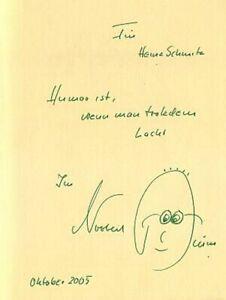 NORBERT BLÜM --- original signiert - L3#61
