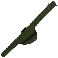 Single Rod Sleeve 8ft 130cm, Angeltasche Futteral Rutenfutteral Rutentasche