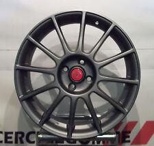 Set 4 Cerchi in lega 15 Fiat Punto cinquecento 500 Bravo Multijet 150° MultiAir