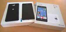 Microsoft Lumia 950 Dual SIM, 32GB, schwarz, Akku defekt, Display gesprungen