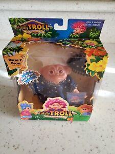 "Hocus P. Pocus Series 1 - 5"" Dam Totally Troll Doll - Brand New Sealed - RARE"