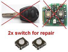 2 Switch bouton pour télécommande clé plip vw sharan passat polo ford galaxy