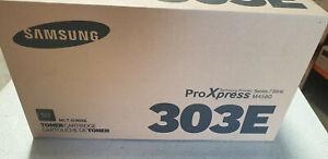 Genuine Samsung MLT-D303E (MLTD303E) Black Toner for use in SL-M4580, SL-M4580FX