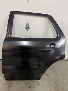 New Oem 2011 2019 Ford Explorer Rear Left Side Outer Door Panel (skin)