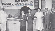 * ATLANTIC CITY - Hackney's, The Largest Sea Food Restaurant in the World