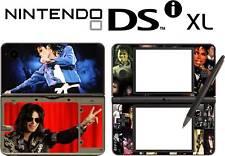 Nintendo DSi XL MICHAEL JACKSON Vinyl Skin Sticker