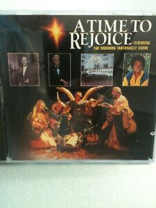 A Time to Rejoice Christmas Holiday, CD various artists Sony 1992, over 30 min