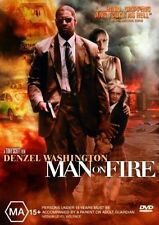 Man On Fire (DVD, 2006)