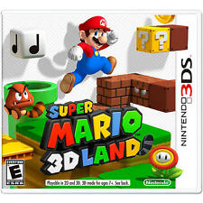 Super Mario 3D Land 3DS New Nintendo DS