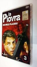 La Piovra  DVD Serie Televisiva Stagione 1 Volume 3 - Michele Placido