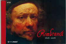 Nederland  Prestigeboekje 11 Rembrandt  (pr11)