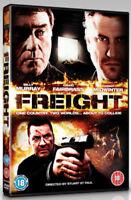 Freight DVD (2011) Billy Murray, St Paul (DIR) cert 18 ***NEW*** Amazing Value
