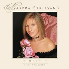 Audio CD - Timeless: Live in Concert by Barbra Streisand - The Way We Were