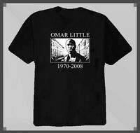Omar Little The Wire TV Series T Shirt t-shirt tshirt tee