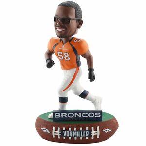 Von Miller Denver Broncos Baller Special Edition Bobblehead NFL