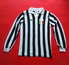 maglia calcio JUVENTUS kappa vintage 1985 Platini 10 Champions league