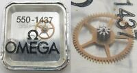 Omega 550 Watch movement part 1437 driving gear automatic
