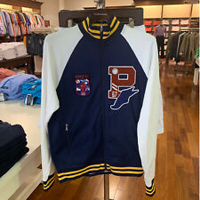 Polo Ralph Lauren Men's P-Wing Patch Varsity Track Jacket