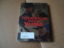 3:10 to Yuma DVD SteelBook NEW&SEALED Russell Crowe Christian Bale Ben Foster