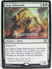 Magic Commander 2014 - 1x Siege Behemoth