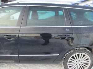 Tür hinten links VW Passat 3C Variant DEEPBLACK LC9X schwarz