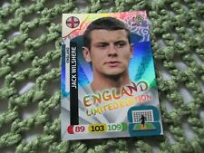Panini Adrenalyn XL UEFA Euro 2012 - Jack Wilshere England Limited Edition MINT