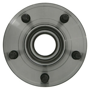 Wheel Bearing and Hub Assembly Front|MOOG 513221 (12,000 Mile Warranty)