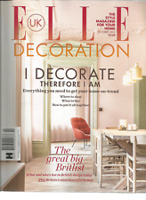 Elle Decoration Magazine OCTOBER 2017 , THE STYLE MAGAZINE FOR YOUR HOME