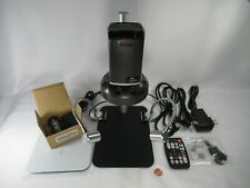 Aven Cyclops 26700 400 Digital Microscope With Stand Amp Remote 4x Long Focus Lens