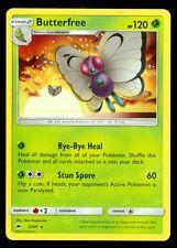 Pokemon BUTTERFREE 3/147 - Burning Shadows RARE - MINT
