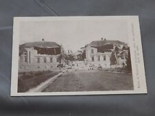 Vintage Postcard: Stanford University, 1906 San Francisco Earthquake