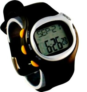 Smart Heart Monitor Watch, Sensor, in case with instructions, new