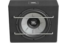 "NEW JBL Stage 1200B 1000 Watts Loaded with 12"" Sealed Wedge Subwoofer Sub Box"