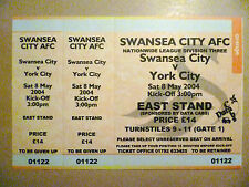 Surname Initial L Football Tickets & Stubs
